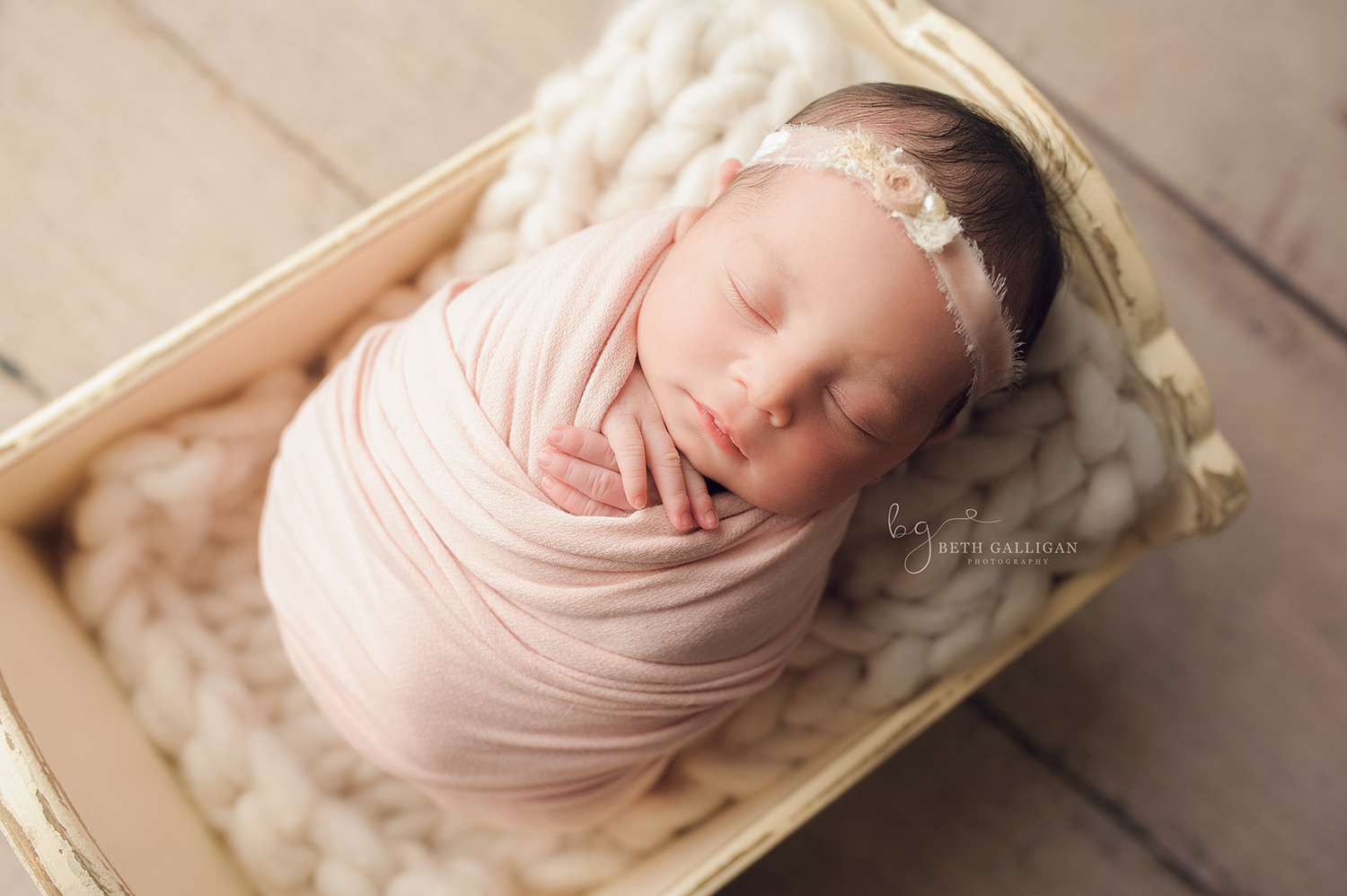 Boston Newborn Photographer Beth Galligan