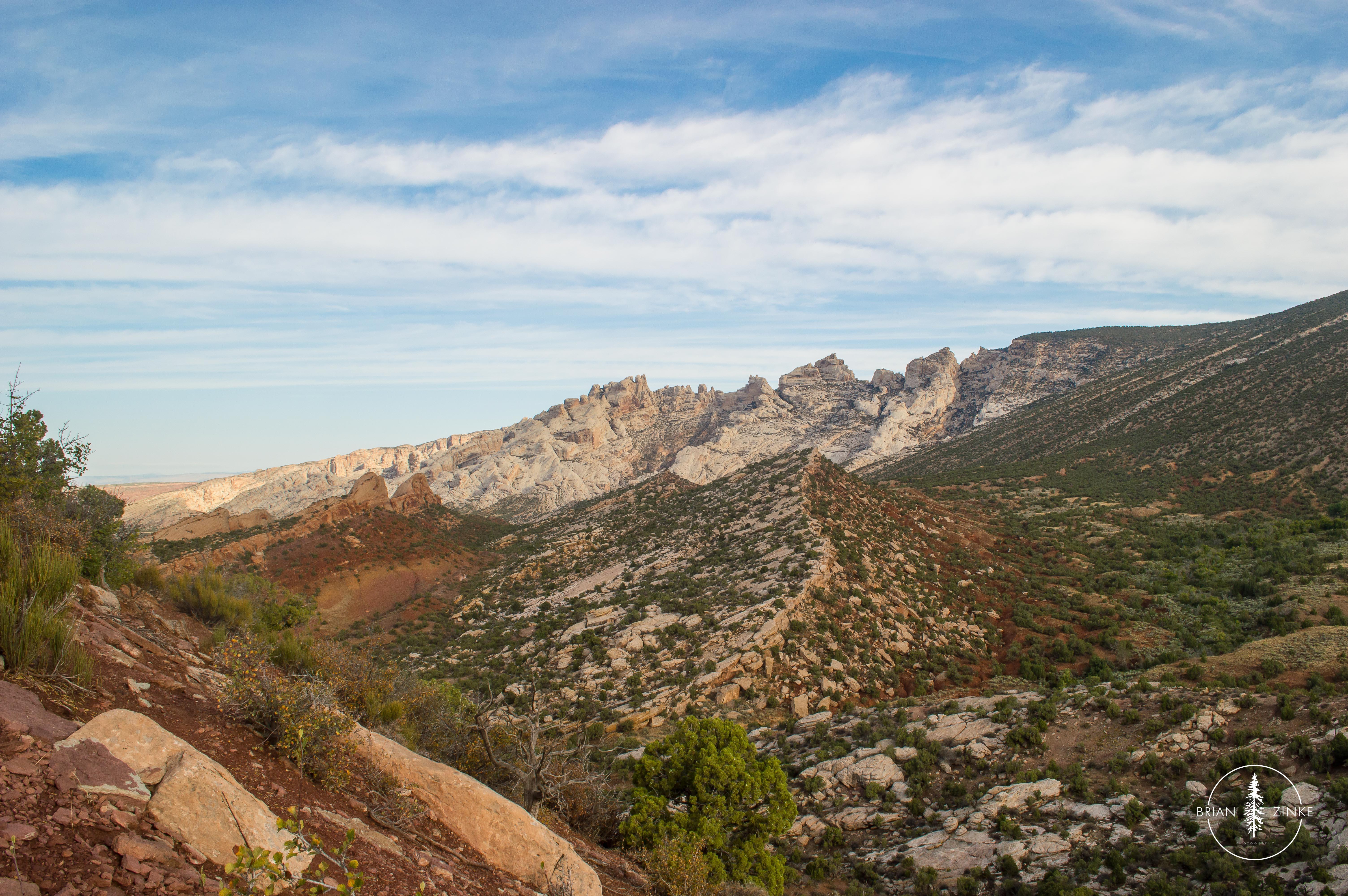 Dinosaur National Monument, Vernal, Utah