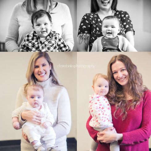 Toronto Baby Photographer - Mommy Connections - Claire Binks Photography