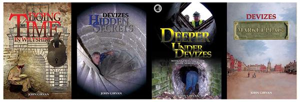 John Girvan Books