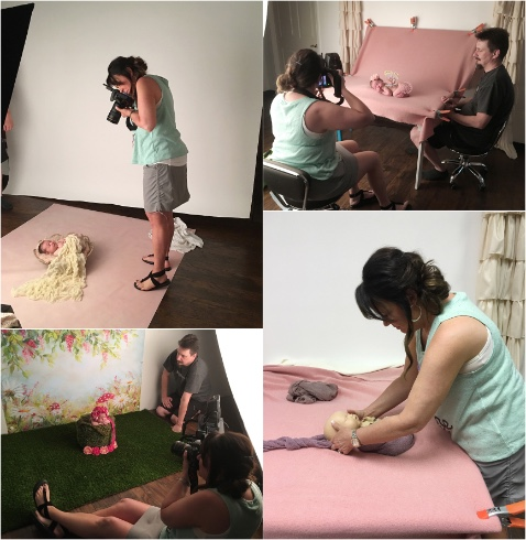 Newborn Photography Workshops - Private Mentoring with Shannon Leigh Studios