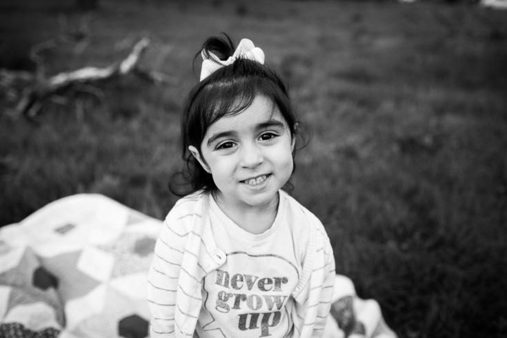 Miss P - Simply Kids {Sonoma Kids Photographer}