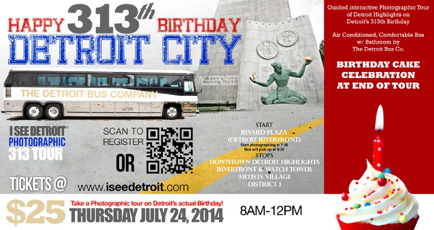 IMPACTING DETROIT YOUTH Through Innovative Tour: Giving Campaign