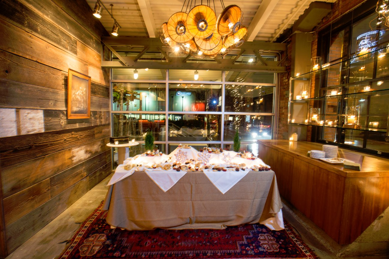 Superbe PRIVATE DINNER AT IRVING STREET KITCHEN   Soiree Special Event Planning