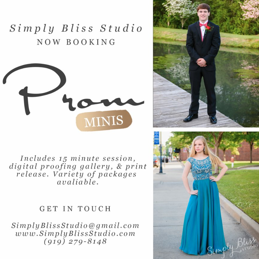 Studio BLOG - Simply Bliss Studio : Smithfield, NC