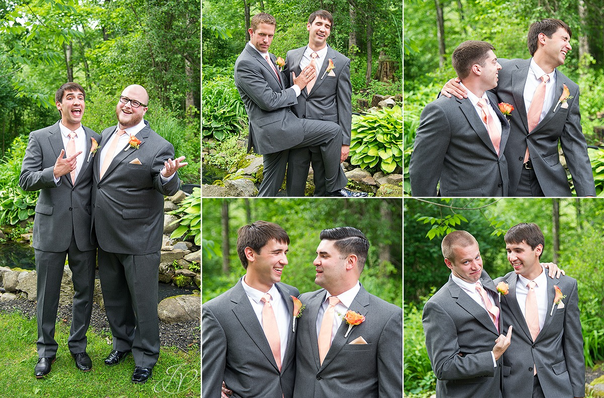 hilarious photos of groom and his groomsmen