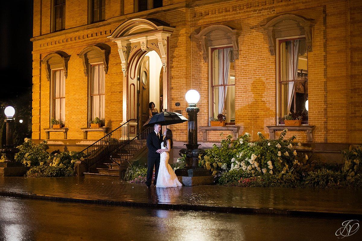 rainy night photo canfield casino