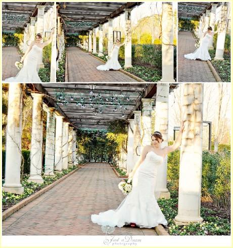 ... Just A Dream Photography Daniel Stowe Botanical Garden Bridal Portraits  Photographers Photo ...
