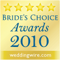 2010 Bride's Choice Awards® - Wedding Photographers, Wedding Cakes, Wedding Venues & More