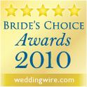 2010 Bride's Choice Awards® - Wedding Photographers, Wedding Cakes, Wedding Venues & More