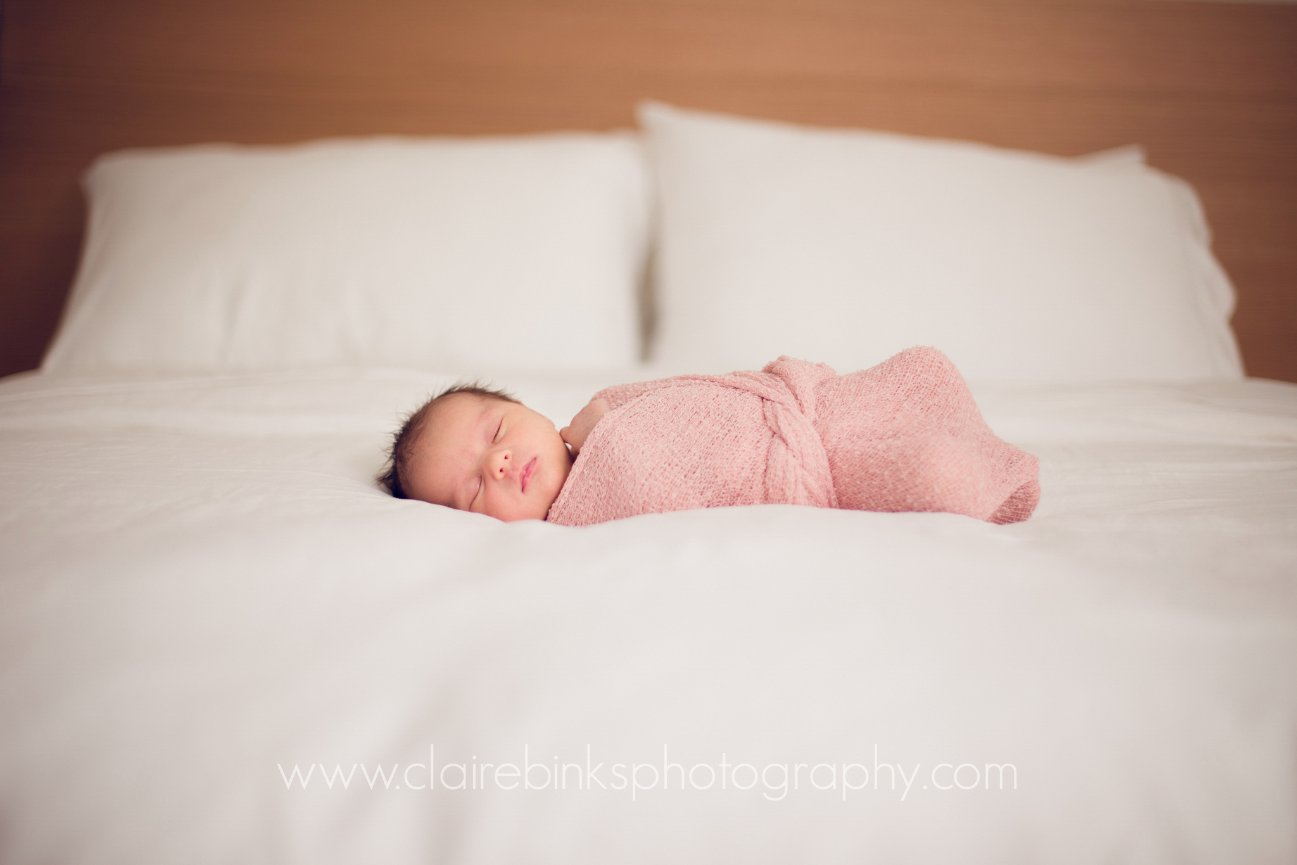 Junction Triangle Toronto Newborn Photographer - Our Newest Addition - Claire Binks Photography