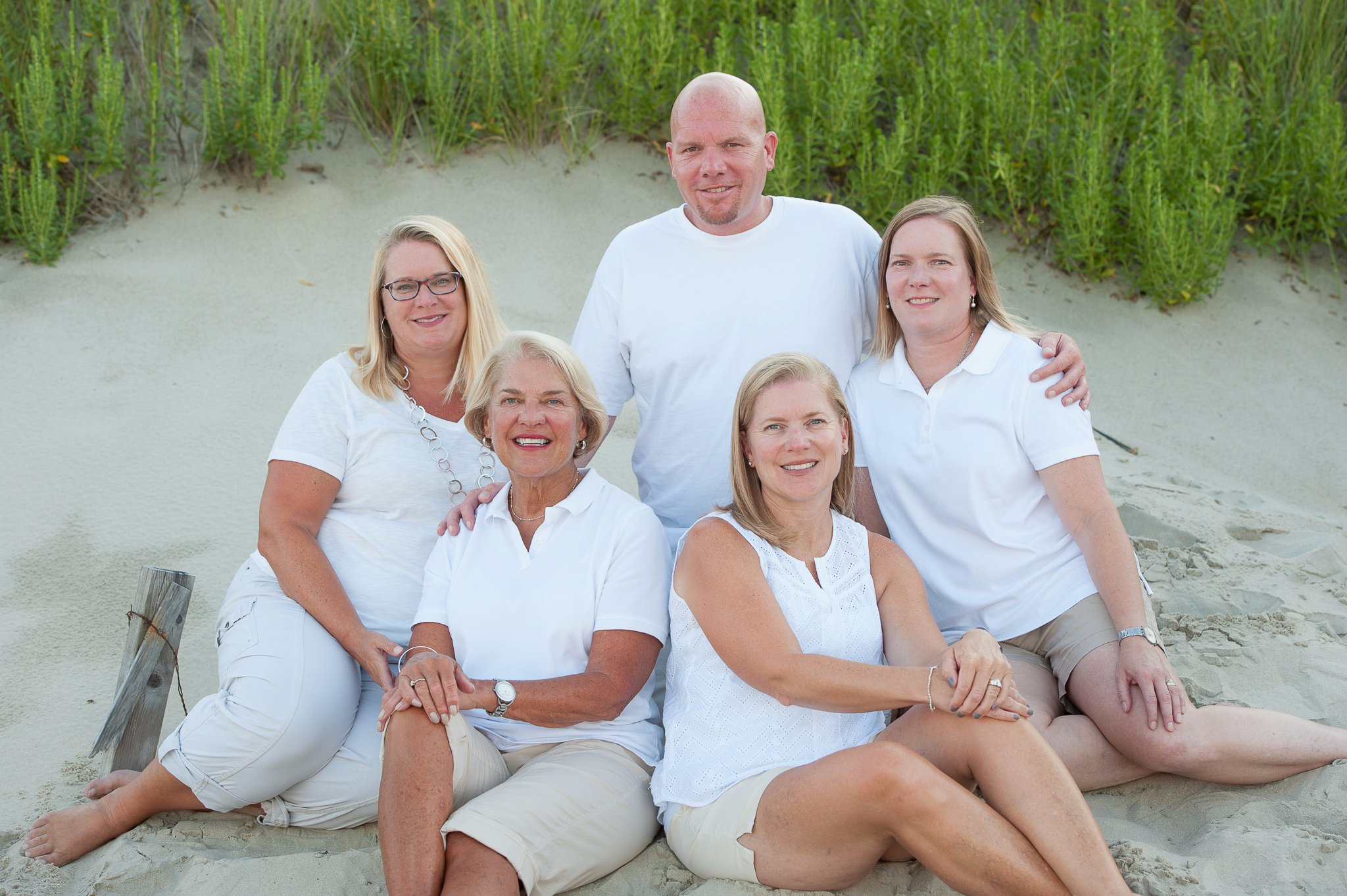 OBX Wedding Photographers - Highlights for the Wilson Family