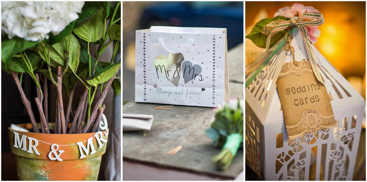Mt & Mrs name tags at Lancashire Manor Hotel