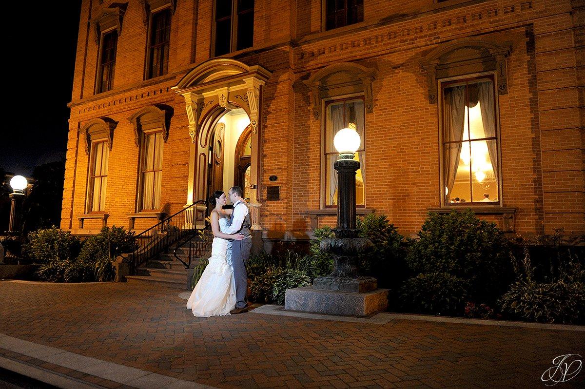 wedding night shots, canfield casino night shots