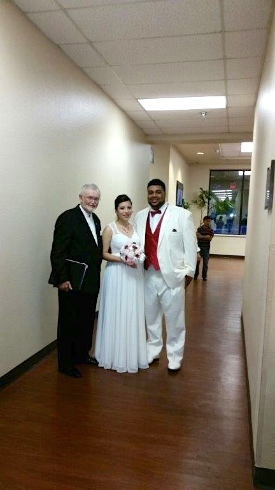 Elopement at the DeSoto Civic Center