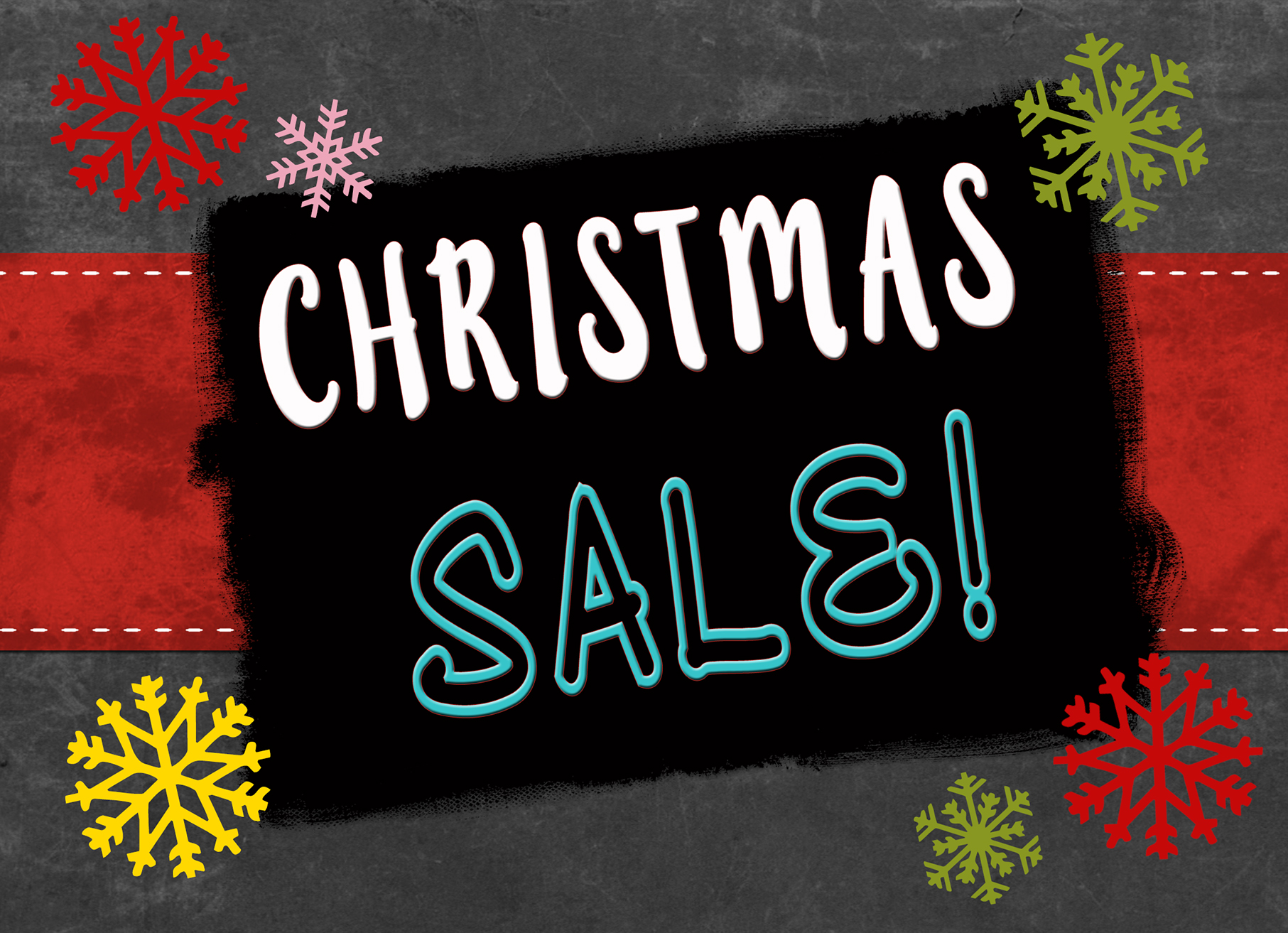 Gift Certificate Christmas Sales