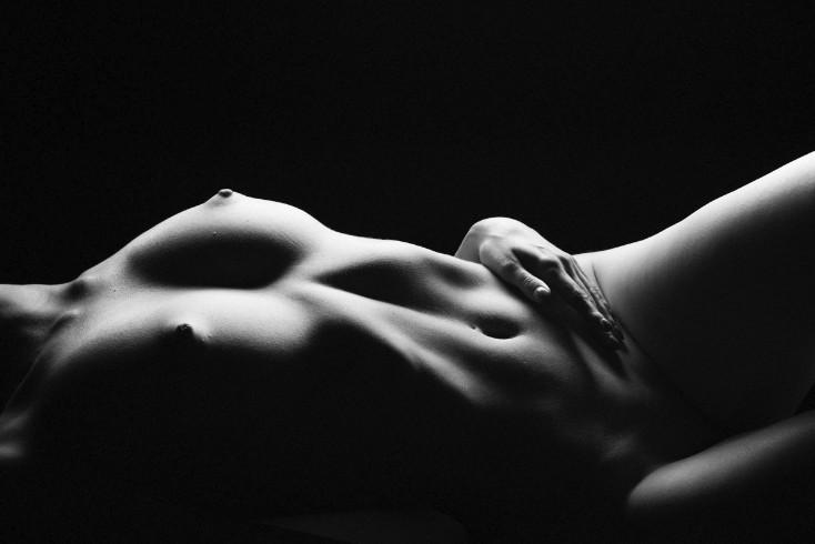 Fine art nude models