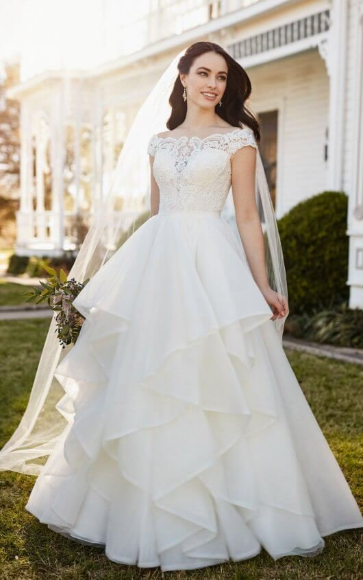 Wedding Dresses Off White Of Dublin Columbus Designer